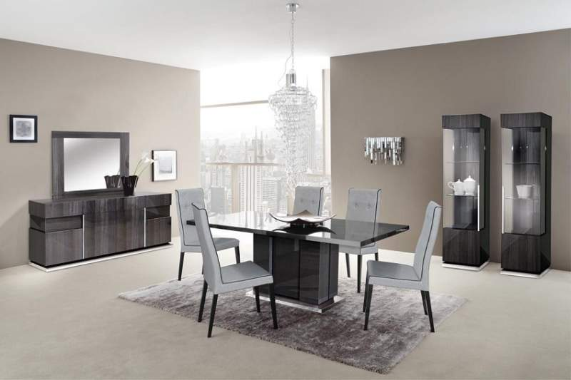 Simple Dining Room Showcase Designs