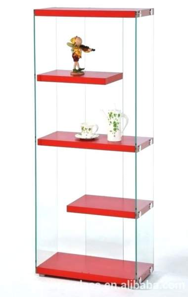 Corner Glass Showcase Designs