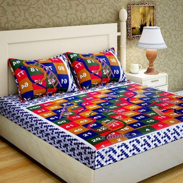 Best Cotton Bed Sheet Designs
