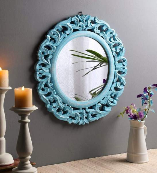 beautiful mirrors for dining room