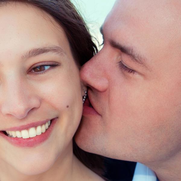 The Earlobe Kiss