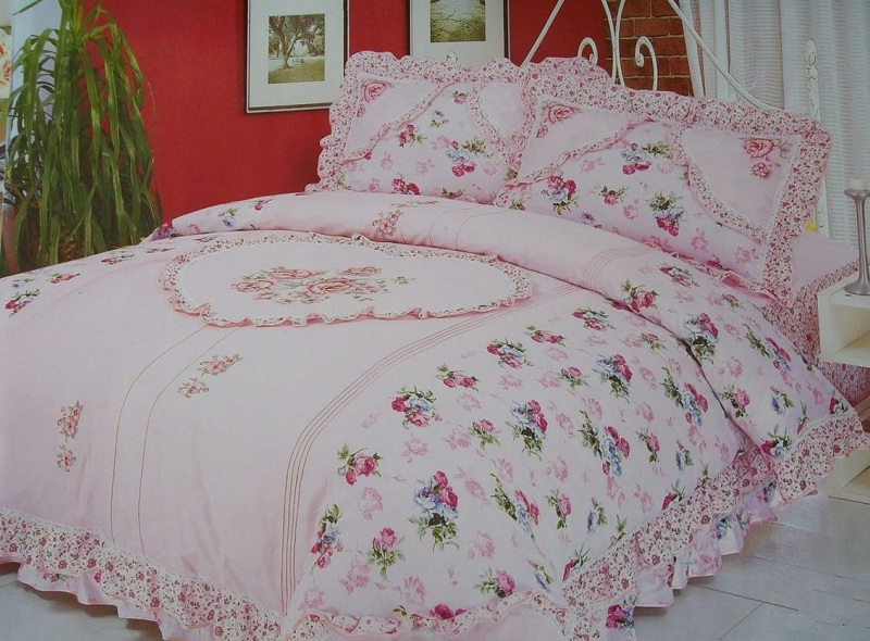 Latest Embroidery Bed Sheet Designs