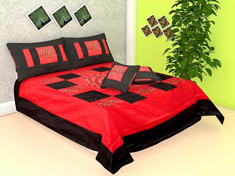 luxury silk bed sheets