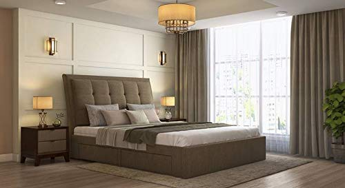 cool upholstered beds