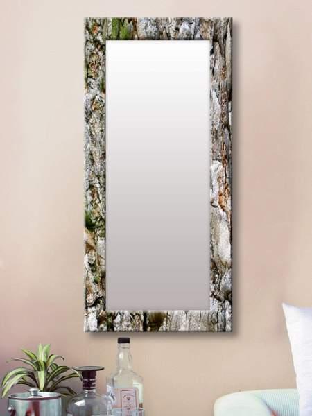 trendy bathroom mirrors