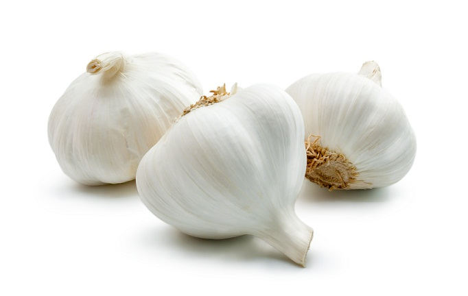 GARLIC REMEDY FOR PIMPLES