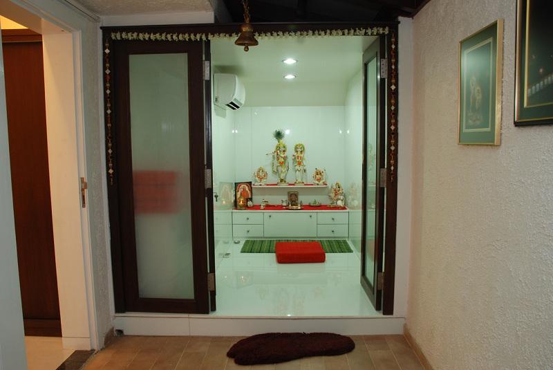 Best Pooja Shelf Designs