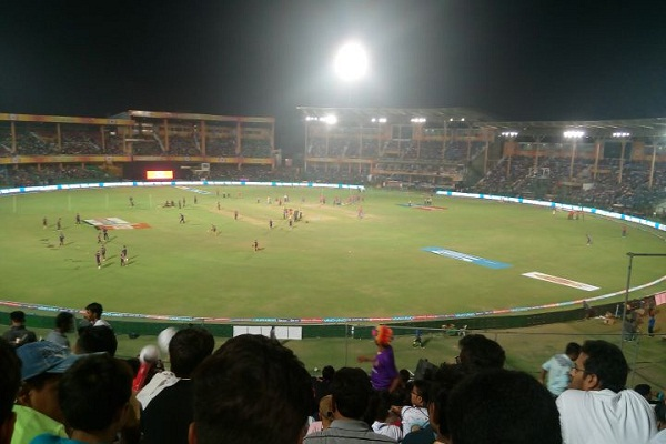 International Cricket Stadiums in India