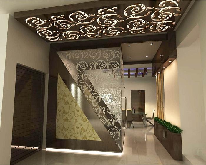 Best pooja room false ceiling designs
