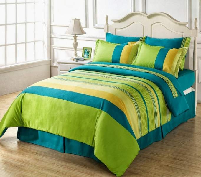 soft double bed sheets