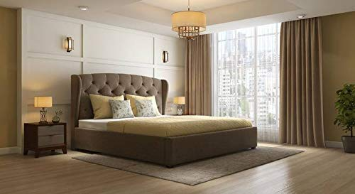 simple upholstered beds
