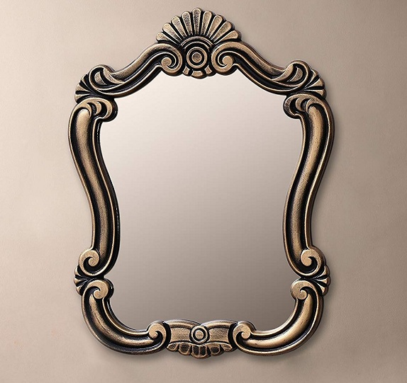 colorful decorative wall mirrors