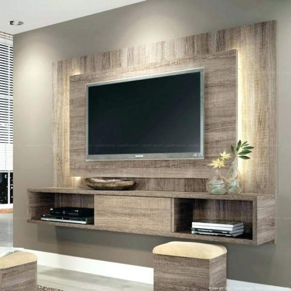 wooden showcase designs for home