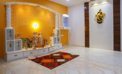 Best Pooja Room Colour Ideas