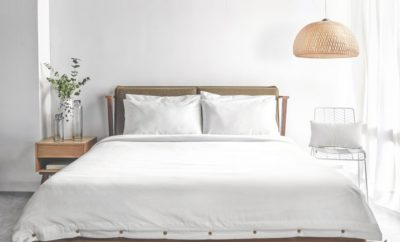 Latest White Bed Sheet Designs
