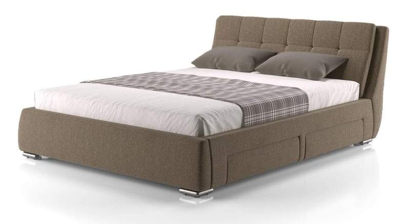 latest sleigh bed designs