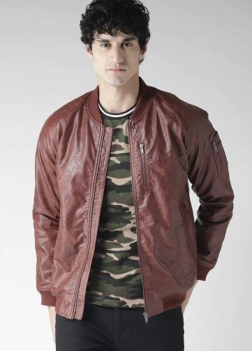 Levis Biker Leather Jacket