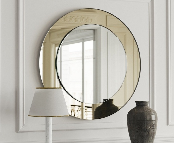 mirror for dining area