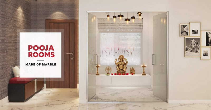 10 Latest Pooja Room Tiles Marble Designs With Pictures