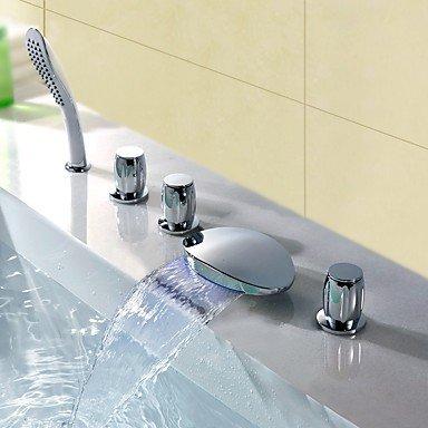 Modern Bath Taps