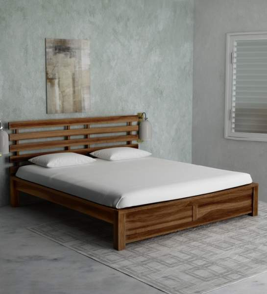 . 10 Latest   Best Wooden Bed Designs With Pictures   Styles At Life