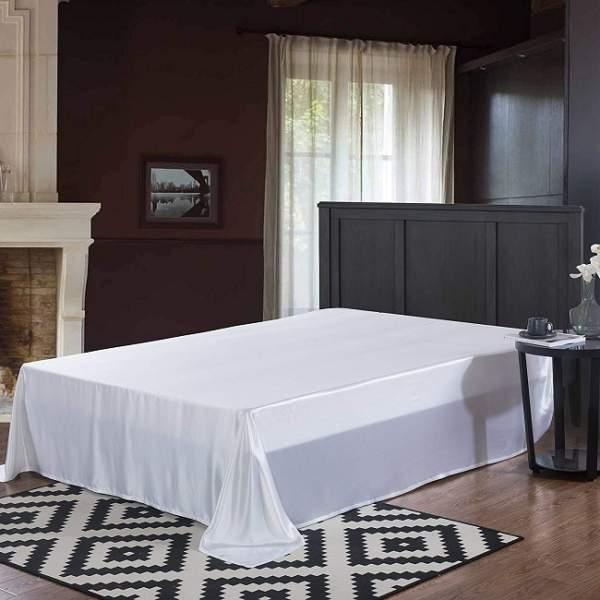 Modern silk bed sheet designs