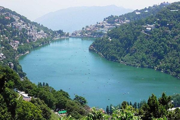 Beautiful Lakes in India