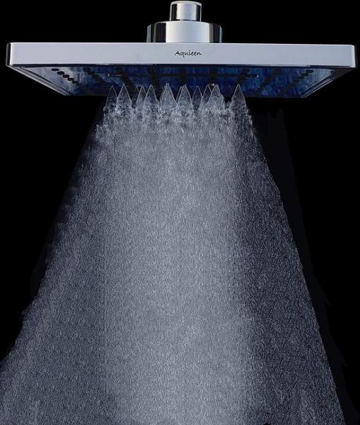 tap and shower