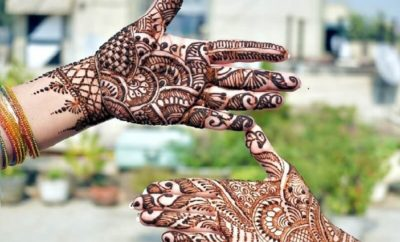 Palm Mehandi Designs
