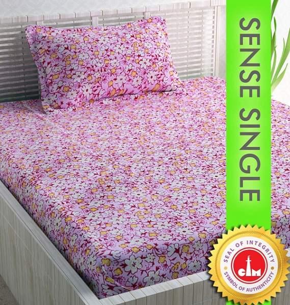 Simple single bed sheet designs
