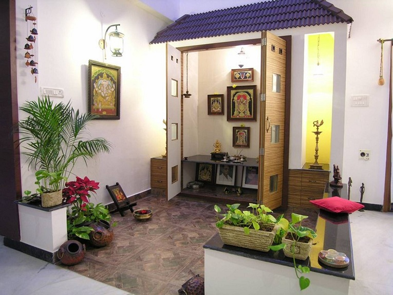 pooja room ideas flats