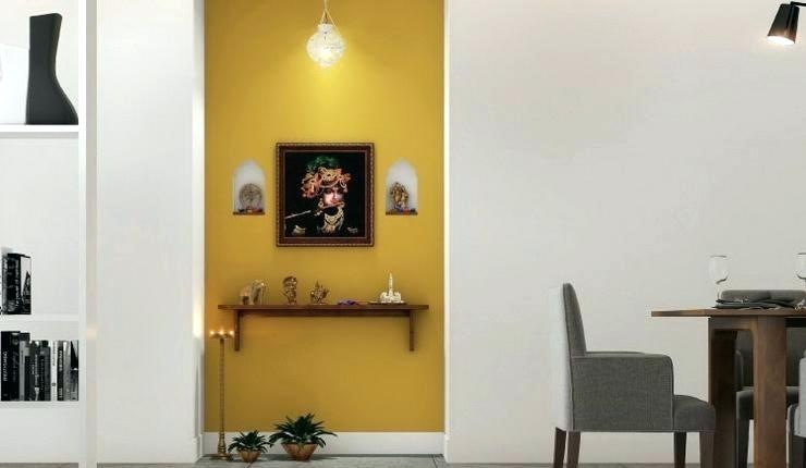 25 Latest Pooja Room Designs With Pictures In 2019