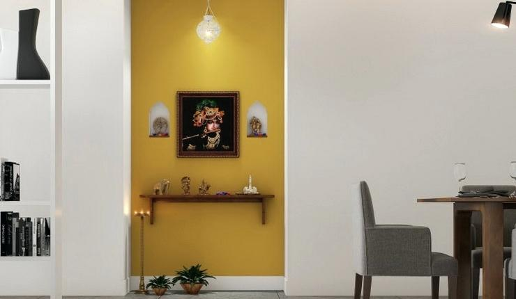 pooja room pictures apartment