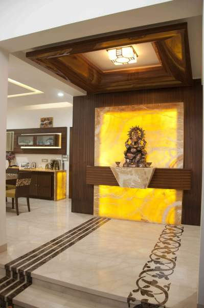 Small Pooja Room Design: 25 Latest Pooja Room Designs With Pictures In 2020