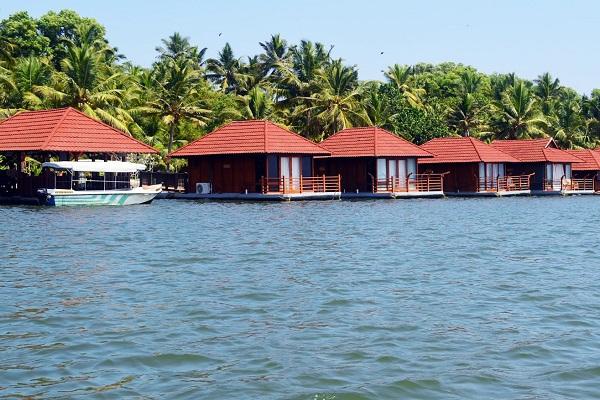 Poovar Island, Kerala