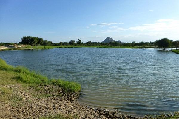 Salt Water Lakes In India