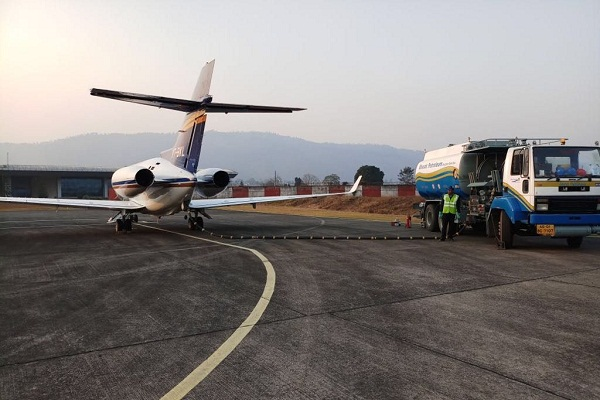 Shillong Airport or Umroi Airport