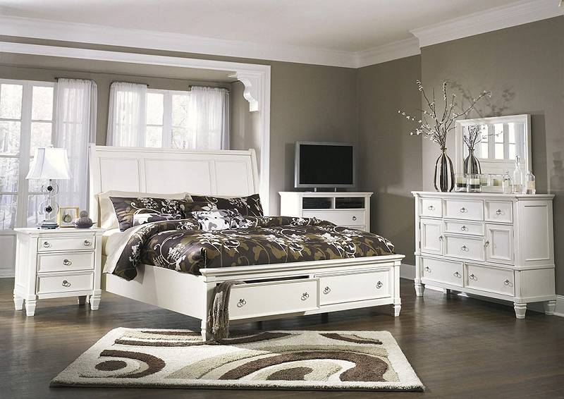 simple sleigh bed designs