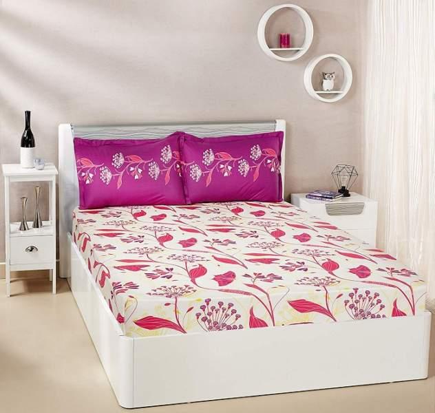 Modern Cotton Bed Sheet Designs