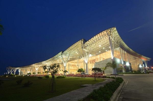 Swami Vivekananda airport