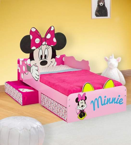 cute Toddler Bed Designs
