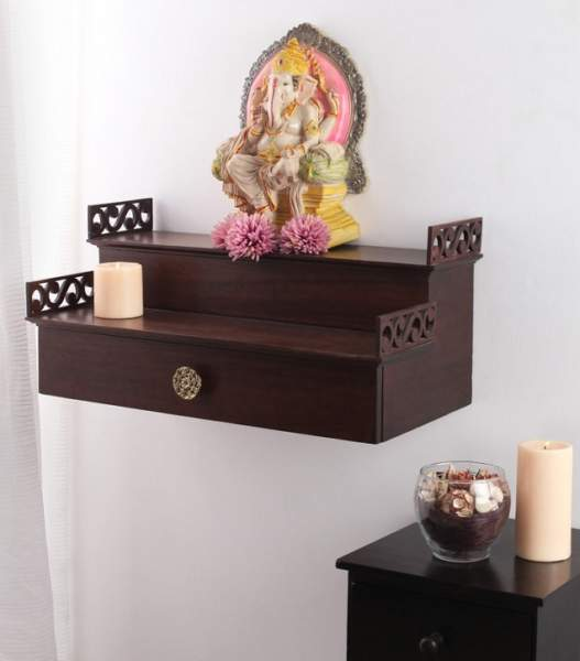 pooja room in small apartments