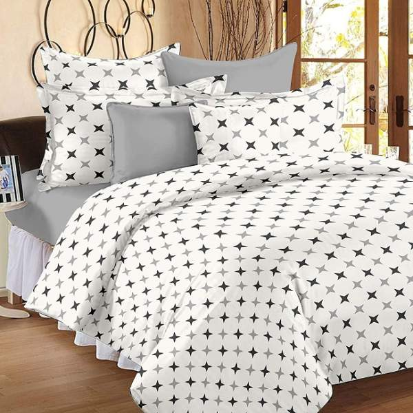 Simple Double Bed Sheet Designs