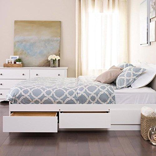 Latest White Bed Designs