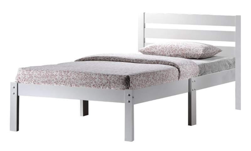 Modern White Bed Designs