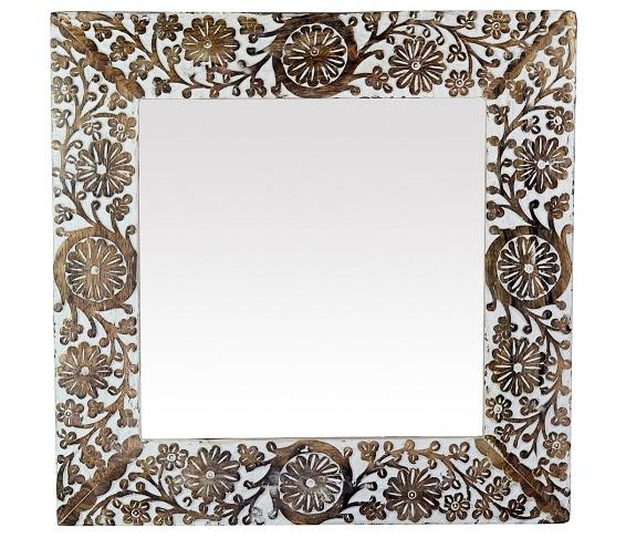 Simple Wall Mirror Designs