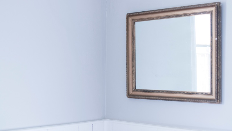 rectangle mirror designs