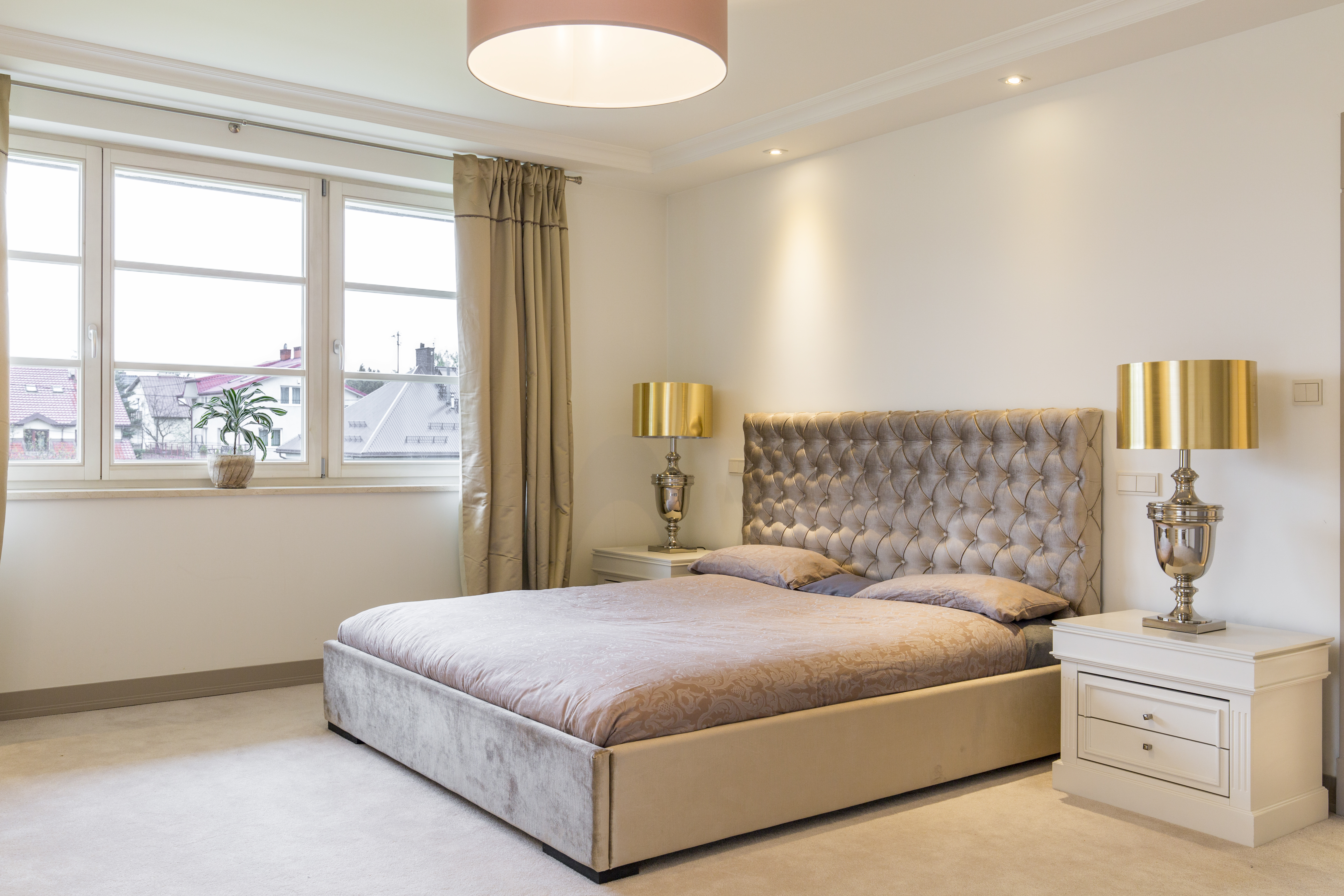10 Best Upholstered Bed Designs With Trending Photos In 2020