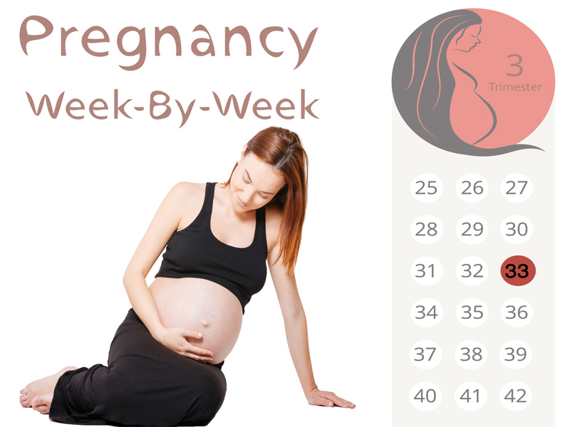 33 Weeks Of Pregnancy – Do's and Don'ts | Styles At Life