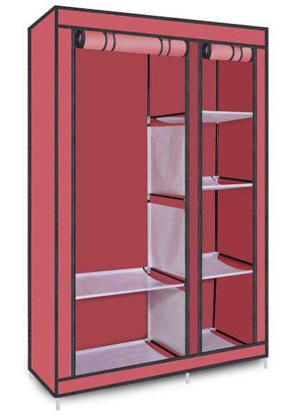 Modern Steel Wardrobe Designs